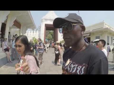THAILANDE PALAIS ROYAL  épisode 2 THAILANDE 2017