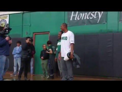 Inglewood High School Basketball Madness 2015-2016