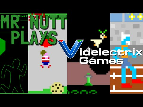 Let's Play Minis: Videlectrix Games