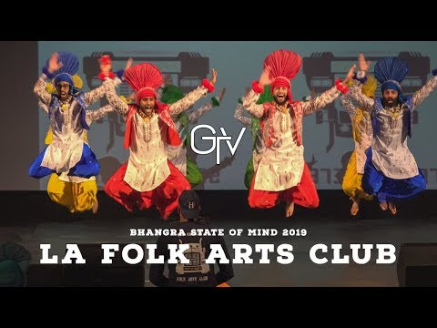 LA Folk Arts Club – Bhangra State of Mind 2019