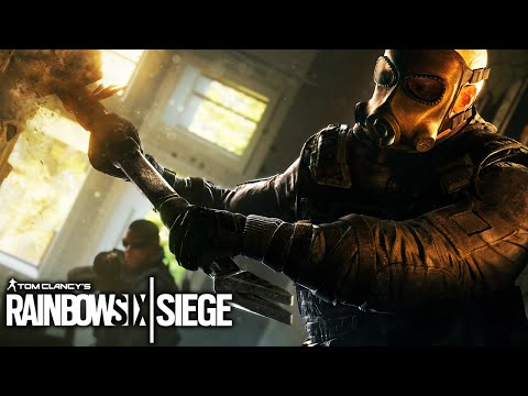 Rainbow Six: Siege #5 - New Operator