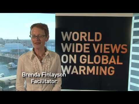 World Wide Views on Global Warming Australia