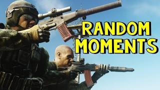 Escape from Tarkov | Random Moments