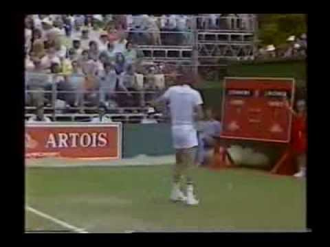 Jimmy Connors v McEnroe Final - Queens 1983