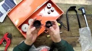 видео Аппарат для сварки полипропиленовых труб