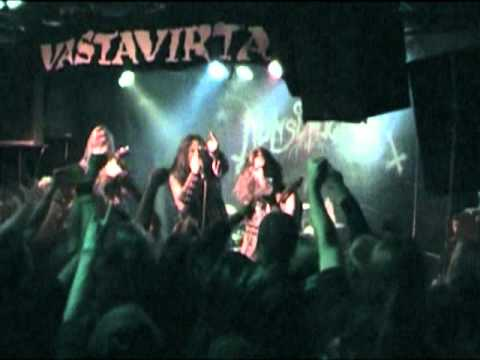 Nunslaughter My Evil Concubine OFFICIAL VIDEO