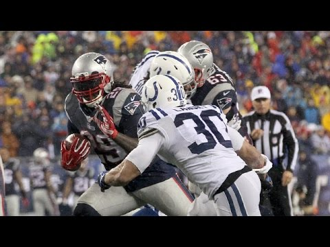 Colts vs. Patriots AFC Championship Game highlights | NFL