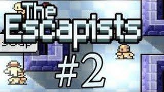 ТЮРЕМНАЯ ЖИЗНЬ ! The escapists #2