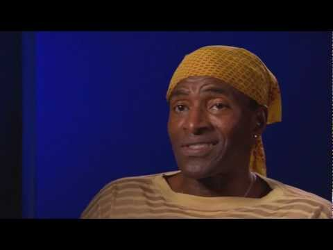 Carl Lumbly Interview - YouTube