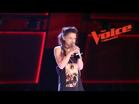 Anxhela Elmazi – Lay all your love on me – Audicionet e fshehura – The Voice of Albania 6