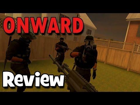 Onward Review -- Virtual Reality