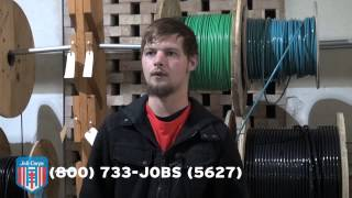Job Corps Voices - Brad and Getting Ahead - Career Training and Education Program