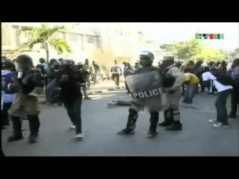 Manifestation lavalas port au prince youtube - Manifestation a port au prince aujourd hui ...
