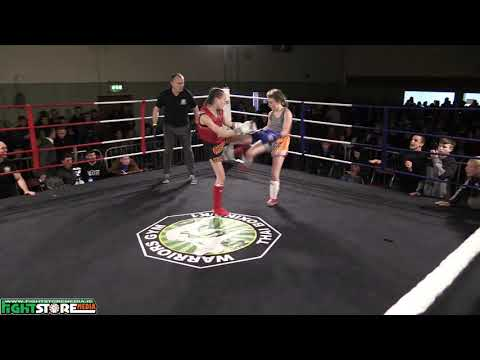 Aoibhe Walsh vs Holly Deveaux  The Takeover 10