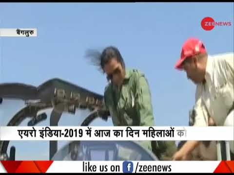 Aero India 2019: PV Sindhu set to become first woman to co-pilot Tejas