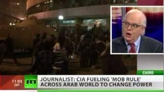 Webster Tarpley: CIA fuels