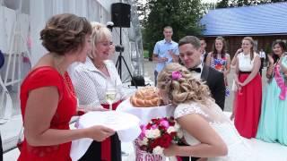 2014 06 14 Свадьба Максима и Юлии Клип