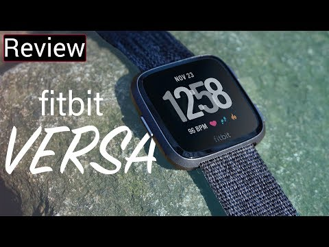 Fitbit Versa Review - What More Could You Ask For?