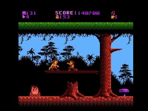 NES Longplay [730] Fox's Peter Pan & the Pirates