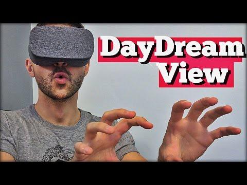 Последняя надежда VR: обзор Daydream View