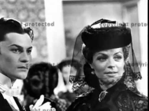 Romy Schneider nel Ludwig di Visconti