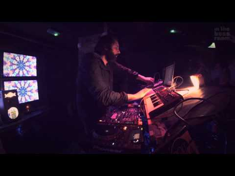 Sid Le Rock aka Pan/Tone - 40 min LIVE set - In The Bass Room - Prozak 2.0
