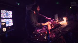 Sid Le Rock aka Pan/Tone - 40 min LIVE set - In The Bass Room - Prozak 2.0