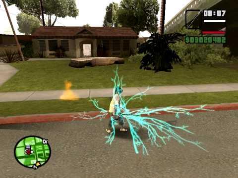 Скачать GTA San Andreas Electric