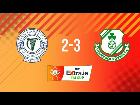 Extra.ie FAI Cup Quarter Final: Finn Harps 2-3 Shamrock Rovers