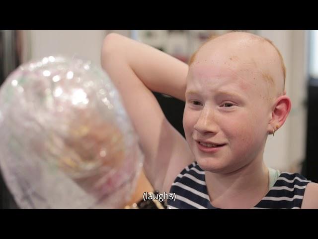 A Wig for Matilda   A Short Film