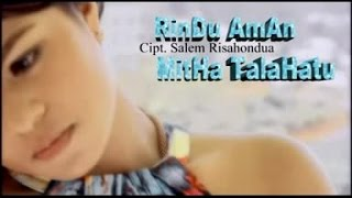 Mitha Talahatu - RINDU AMAN
