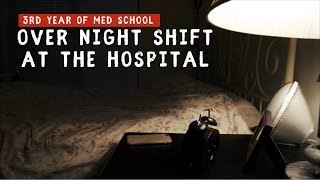 24 HOURS IN THE LIFE OF A MED SCHOOL STUDENT | 3rd Year Med School Vlog (Ob/gyn Rotation)
