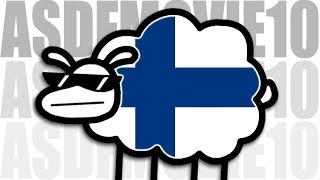 asdfmovie10 suomeksi (Suomidubbi)