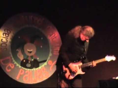 ALIENKARMA EXPERIMENT LIVE AT PALJAS VLISSINGEN 2010