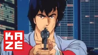 CITY HUNTER - Nicky Larson - Trailer BA intégrale DVD