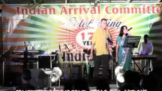 Hasrate Hain bahut magar  Ravi D  & Verona   IAC Mela 2014