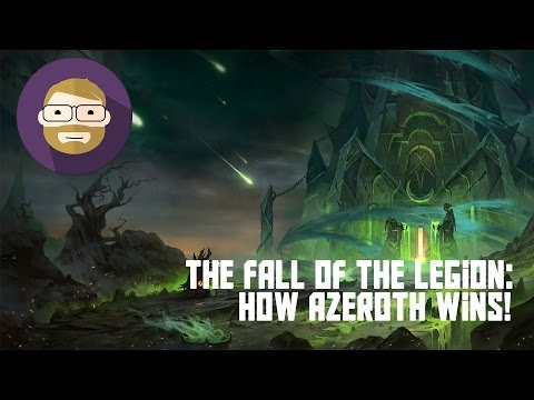 [NSFW] The Real end of the Burning Legion! (World of Warcraft Legion)