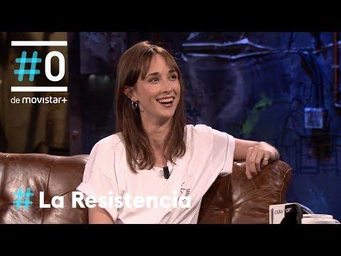 LA RESISTENCIA  Ingrid GarcíaJonsson: El hattrick  LaResistencia 28.05.2018