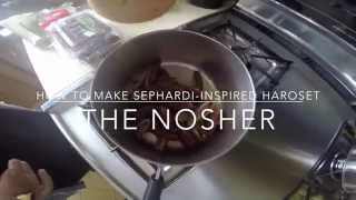 How To Make Sephardi-inspired Haroset