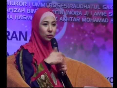 Eksklusif Irma Hasmi pertemuan tunang di Makkah