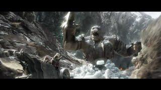 Hobbit  Beş Ordunun Savaşı  Thorin Kuzguntepesi Atağı
