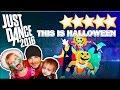 ТАНЕЦ ДЛЯ ДЕТЕЙ this is halloween just dance 2016 Видео игра для детей мультик 2017 дети и родители mp3