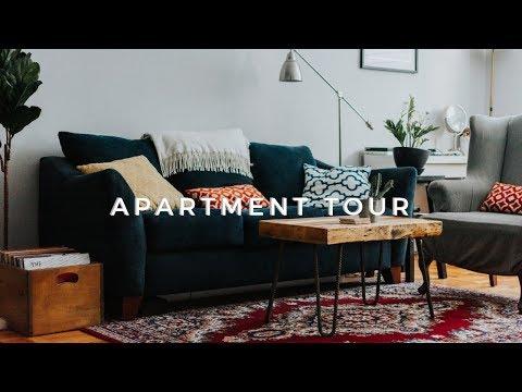 APARTMENT TOUR 2019 | Minimal, Boho Toronto Apartment w/ BUNZ | AD