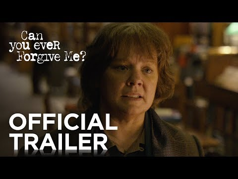 CAN YOU EVER FORGIVE ME? | Official Trailer [HD] | FOX Searchlight Mp3