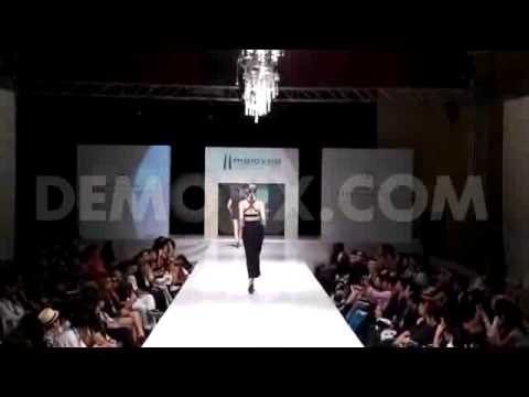 The WYLD Shop collection at Mercedes-Benz Stylo Asia Fashion Week