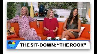 Olivia Munn, Emma Greenwell, And Joely Richardson Discuss #MeToo