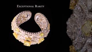 163 carat Graff Diamond Cuff