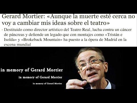 IN MEMORIAM GERARD MORTIER
