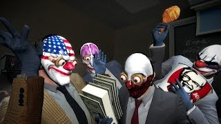 [Payday 2] Death Wish - Election Day Breaking Ballot Day 2 (Loud)