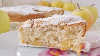 Пирог шарлотка яблоко и банан супер вкусно и просто